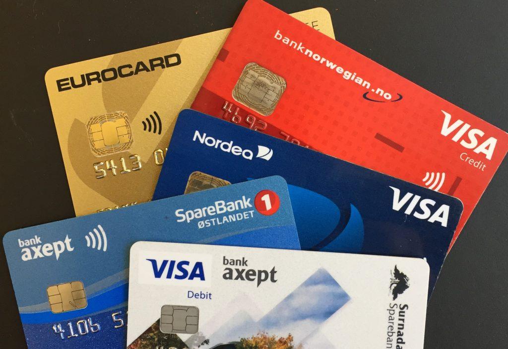 Ikke gå glipp av bonus: registrer dine betalingskort